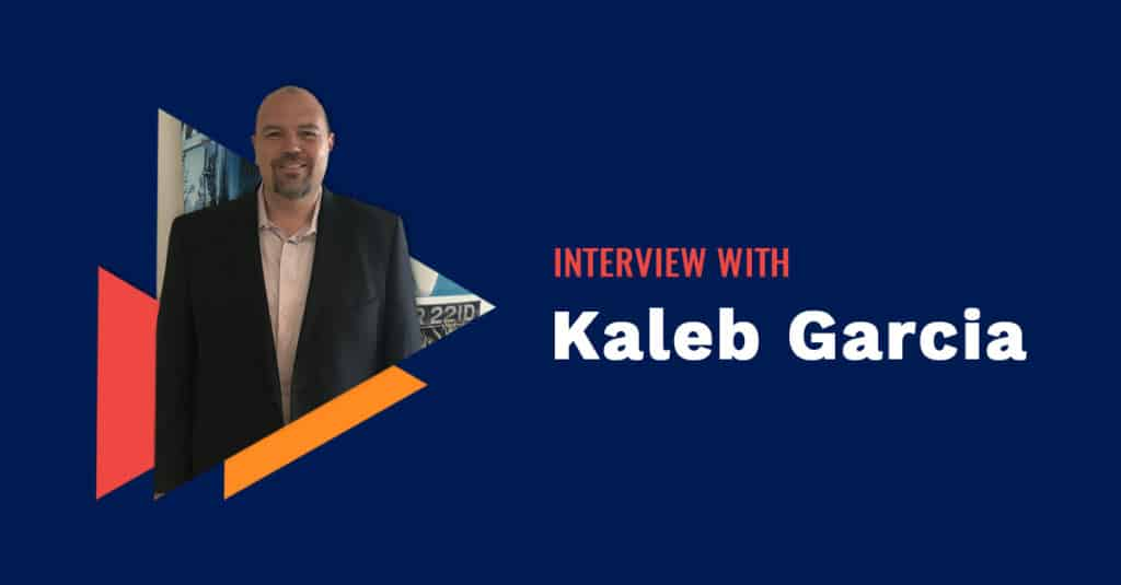 Kaleb Garcia Covideo Interview
